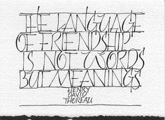 The Language of Friendship | Flickr - Photo Sharing!