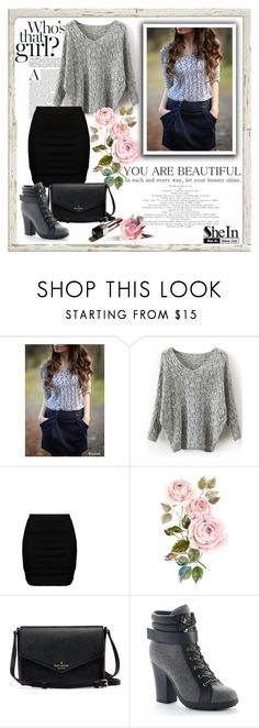 """SheIn"" by tanja-871 ❤ liked on Polyvore featuring Zizzi, Juicy Couture, women's clothing, women, female, woman, misses and juniors"