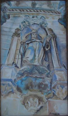 S.Bernardo,Mosteiro de Alcobaça