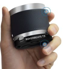 The Rover Beats Portable Speaker delivers crystal clear sound in a small box. Best Speakers, Bluetooth
