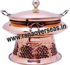 Copper Dishes, Chafing Dishes, Styling A Buffet, Catering, Restaurants, Business Articles, Dining, Superior Quality, Outlets