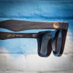 13447f5177 Panda Sunglasses. Lightweight eyeware heavy on style and sustainability.