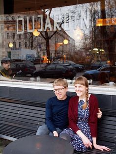 photographers & founders of food blog 'Krautkopf' Susann Probst & Yannic Schon | Best wishes from #Berlin (read the story on Best Wishes Magazine)