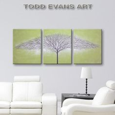 Hey, I found this really awesome Etsy listing at https://www.etsy.com/listing/207179588/sale-painting-wall-art-canvas-art-tree