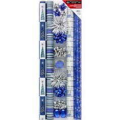 dark blue holiday wrapping paper executive kit 552990854 order 100 of these - Walmart Christmas Wrapping Paper