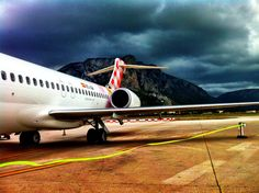 Volotea a new airline nice routes and good service