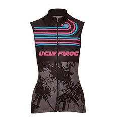 Women's Cycling Vests - Uglyfrog 2016 Newest Women Sports Wear Outdoor Sports Sleeveless Cycling Clothes Spring Bike Vest Bicycle Top SMJ4 >>> Click image for more details.