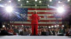 Hillary Clinton sai do silêncio sobre escândalo de e-mails
