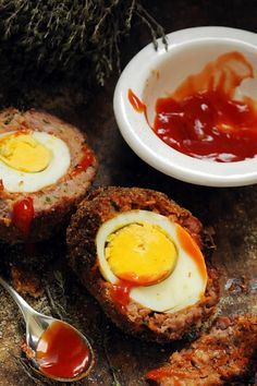 Scotch Eggs - one of my all-time favorites!