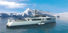 Expedition Scientific Vitruvius Yachts