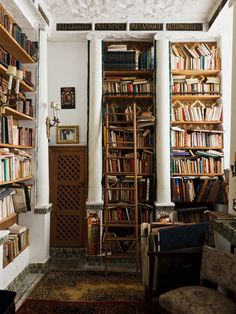 Every Bibliophile's Dream: 9 Perfectly Imperfect & Lovely Libraries