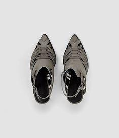 AllSaints Women's Tao Heel #theshoecollection
