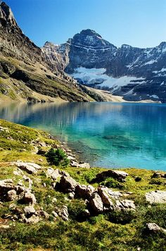 Lake McArthur's, Yoho National Park, Canada  #creatinghealthylifestyles #recoveryiscourageous