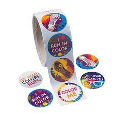 Color+Run+Roll+of+Stickers+-+OrientalTrading.com