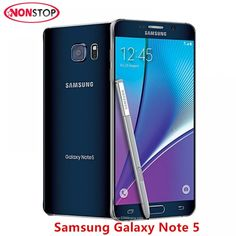Unlocked Samsung Galaxy Note 5 LTE Cell phones Quad Core RAM ROM inches 1440 x 2560 pixels Camera Description: Package: Galaxy Note 5, Samsung Galaxy, Verizon Wireless, Unlocked Phones, Old Phone, Black Sapphire, 4gb Ram, Android Smartphone, Aliexpress