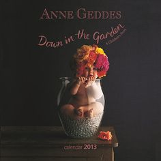 Anne Geddes Down in the Garden Wall Calendar: The exciting range of Anne Geddes calendars introduces a selection of stunning new images from Anne's latest pregnancy project. Enjoy your favorite images from Down in the Garden as well imagery from the Classic Fairy and Timeless collections.  http://www.calendars.com/Baby/Anne-Geddes-Down-in-the-Garden-2013-Wall-Calendar/prod201300005172/?categoryId=cat00140=cat00140#