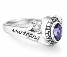 #Jostens College class ring design: Pirouette http://www.jostens.com/rings/class_rings_lp_college.html