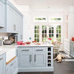 Practical layout   Kitchen design ideas   PHOTO GALLERY   Beautiful Kitchens   Housetohome