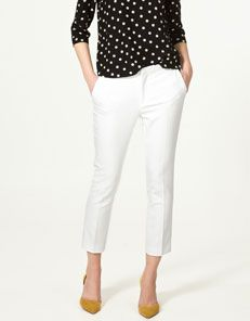 white cropped pants just brought a pair from country road LOVE!!!