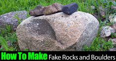 Landscaping is great.. when you see what a professional can bring to the landscape… it's even better. However, not everyone can afford, to spend thousands on a professional landscaper for your yard? Rocks and boulders can add so much to a garden design. The trouble is… those boulders are heavy and hard to move! The …
