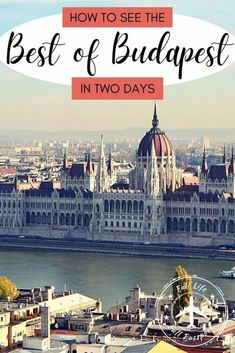 Budapest boasts amazing architecture, thermal baths, historical sites, and more. Here's how to see the best of Budapest in just two days! #budapest #budapestitinerary #itineraryforbudapest #budapesthingstodo #thingstodoinbudapest #twodaysinbudapest #twodaysinbudapestitinerary #bestofbudapest