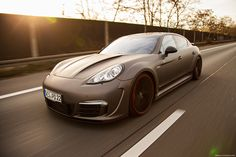 Buy 2018 Porsche Panamera 2018 New Turbo Automatic AWD. Porsche Panamera, Panamera 4s, Wide Body Kits, Super Images, Fender Flares, Turbo S, Shabby Chic Homes, Car Manufacturers, Amazing Cars