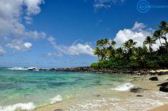 Turtle Beach, Oahu, Hawaii