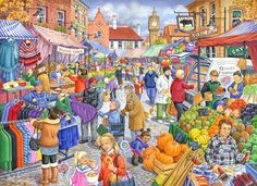 Jigsaw Puzzles Direct - A huge range of jigsaws, jigsaw puzzles, mind puzzles and accessories for all ages that you can buy online. Writing Pictures, Picture Writing Prompts, Picture Prompt, Mind Puzzles, Jigsaw Puzzles, Talk 4 Writing, Communication Orale, Picture Comprehension, Puzzle Art