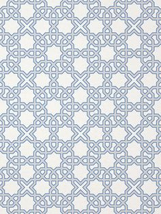 TESSELLATE BLUE by kind of style