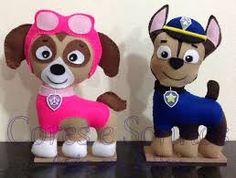 Resultado de imagen para patrulha canina feltro