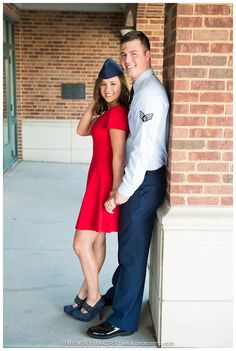 Air Force Engagement pictures