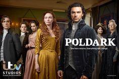 Risultati immagini per poldark season 4 banner