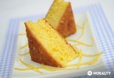 Görög citromos süti Citrus Recipes, Great Recipes, Dessert Recipes, Desserts, Cornbread, Vanilla Cake, Muffin, Food And Drink, Sweets