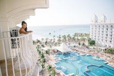 Destination Wedding at Riu Palace Aruba by John Lyons Photography - Jessica & Edray - WeddingVacations.com