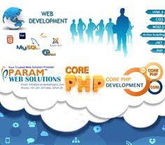 Param Web Solutions Provides #Web #Development Services. www.paramwebdesigns.com