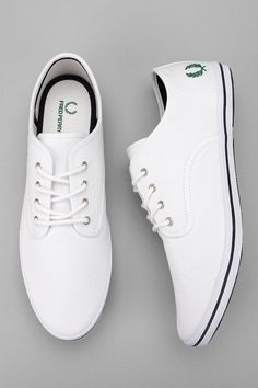 Fred Perry Foxx Twill Sneaker