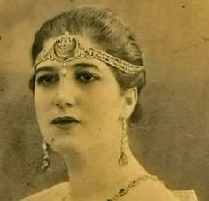 Anita Delgado Maharani of  Kapurthala