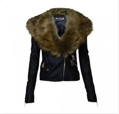 Faux Fur Faux Leather, cosy as hell