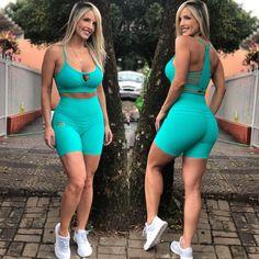 Top Grade Brocado Verde Blue Lingerie, Lingerie Outfits, Shorts, Crop Tops, Fitness, Pants, Dresses, Style, Fashion