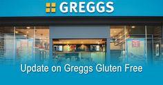 Update on Greggs Gluten Free plans