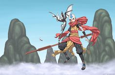 Avatar the Last Airbender: this reminds me of some one bryke's original ideas for aang