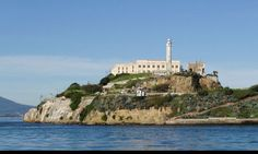 i wana go to Alcatraz before i die. There are these wild flowers that grow there, that grow nowhere else :)