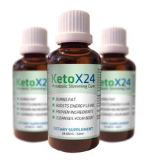 KetoX24 is een zeer bijzondere afslankformule uit Amerika, ontwikkeld in samenwerking met voedings- en sportwetenschappers die ervoor zorgt dat je lichaam je overtollig vet gaat gebruiken als brandstof zonder dat je je dus slap en futloos voelt; integendeel zelfs je bruist van de energie! Je neemt elke dag 40 druppels KetoX24 gedurende 24 dagen met een uitgekiend voedingspatroon. Dit geeft verbluffende afslankresultaten in 24 dagen. KetoX24 pakt alleen je overtollig vet aan dus geen…