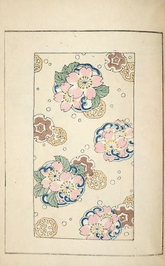 Spring is finally here in Washington, DC and even though the cherry blossoms are beginning to fade, they will always look good in Shin-bijutsukai., 1901-1902