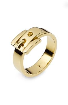 michael kors ring...i saw it somewhere in rose gold