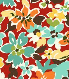 Vintage Flower Red - love it!