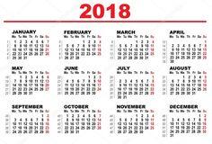 """Képtalálat a következőre: """"2018 naptár"""""""