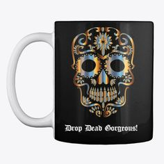 Drop Dead Gorgeous Skull Products from Wicked Wear