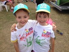 Little BIG DASH for Kids and Families in Brisbane