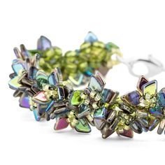 Delicate Blossom Bracelet   Fusion Beads Inspiration Gallery